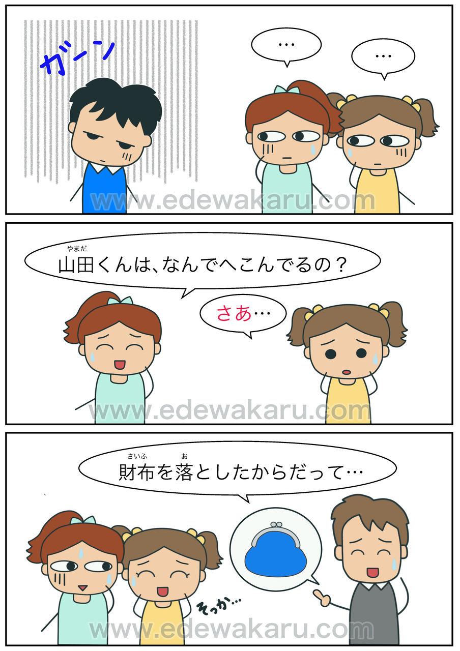 会話で使う表現 : 絵でわかる日本語