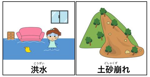 blogゲリラ豪雨災害