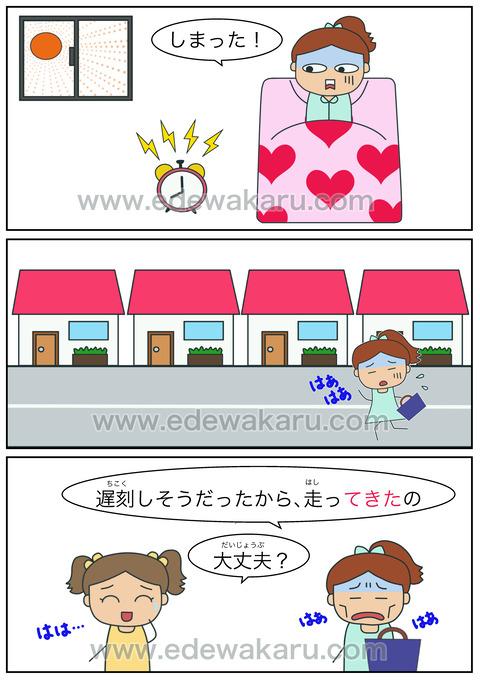 blogてくる(移動時の状態)