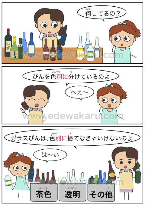 blog別に(N別に)