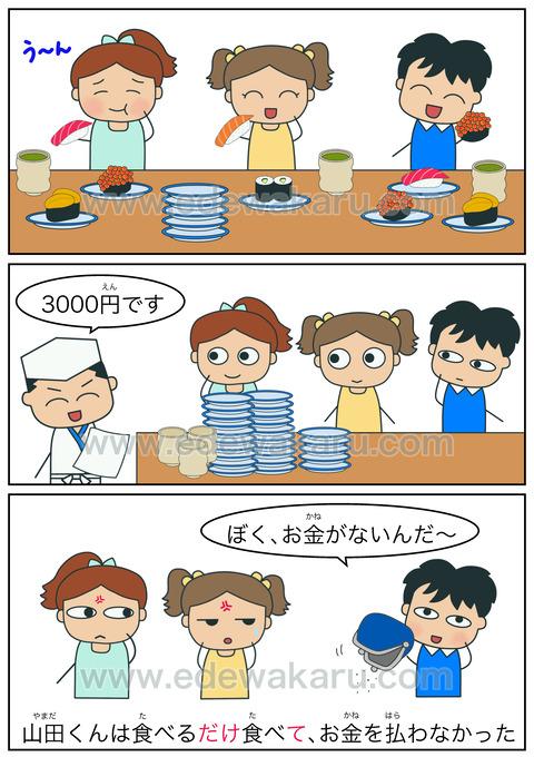 blogだけ〜て