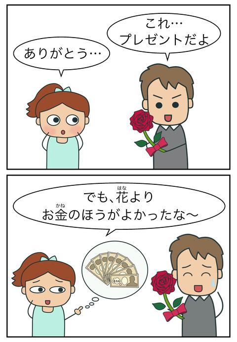 blog花より団子②