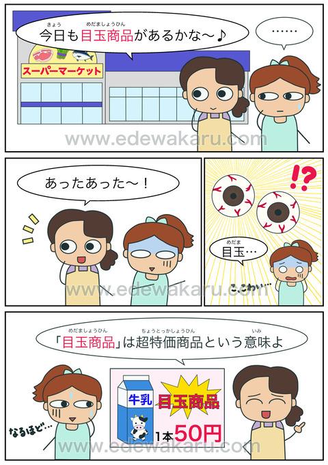 blog目玉商品