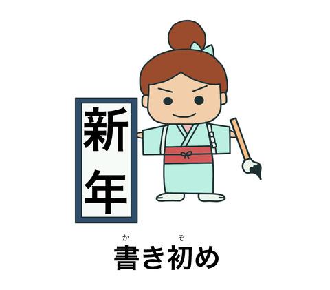 blog書き初め