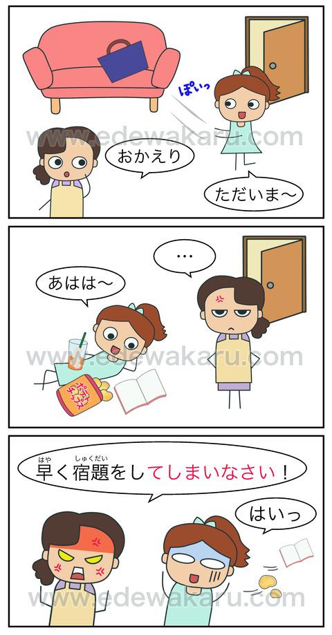 blogてしまう(完了)