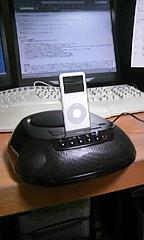 iPod専用スピーカ