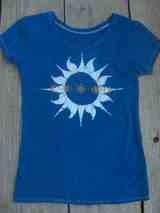 日蝕Tシャツ