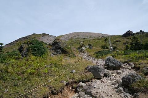 奥白根山7