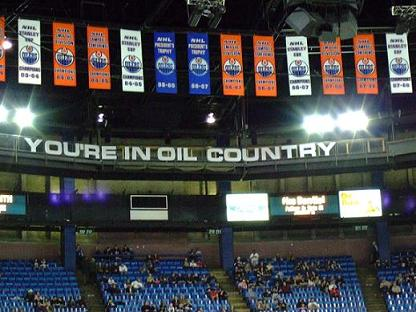 You're in OilCountry DES