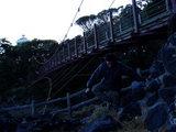 城崎つり橋命