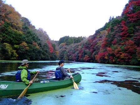 亀山湖081129 0802