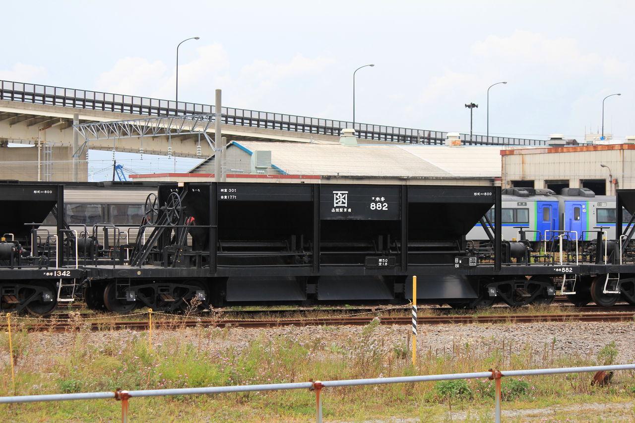ホキ800 : 輝かしき鉄道の記録