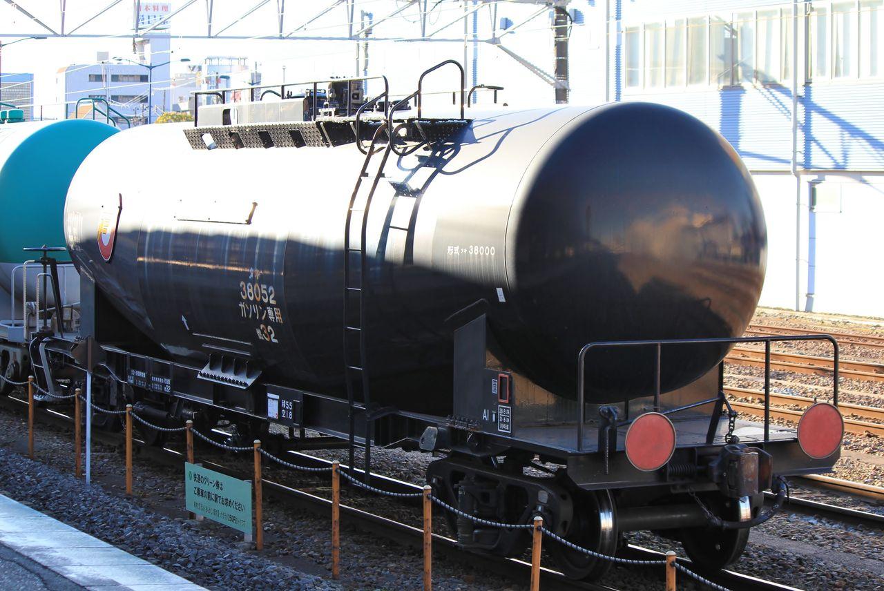 タキ38000 : 輝かしき鉄道の記録