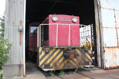 四日市港 DD511