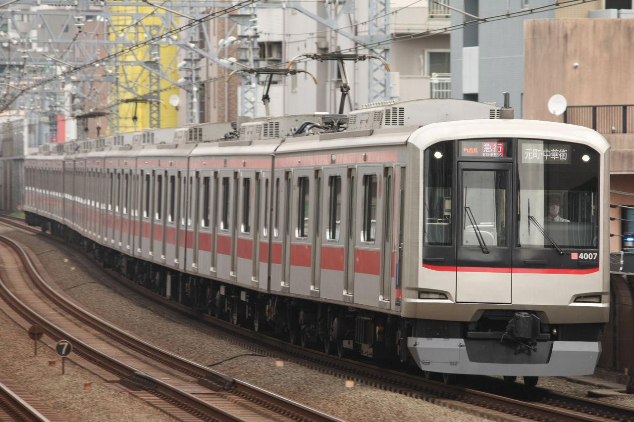 東横 線 運用