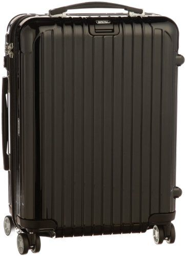 [リモワ] RIMOWA SALSA DELUXE / サルサデラックス  キャビンマルチホイール イアタ (30L / 3.5kg / 機内持込み可能) 【5年保証・日本正規品】 87052 ブラック (ブラック)