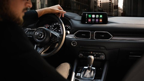 2019-mazda-cx-5-signature-dashboard-and-steering-wheel