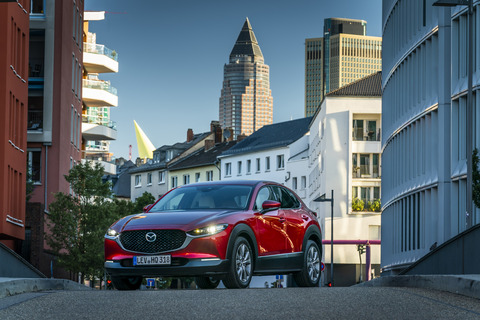 Mazda CX-30_Exterior_Soul Red Crystal_8