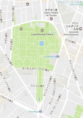 リュクサンブール公園1