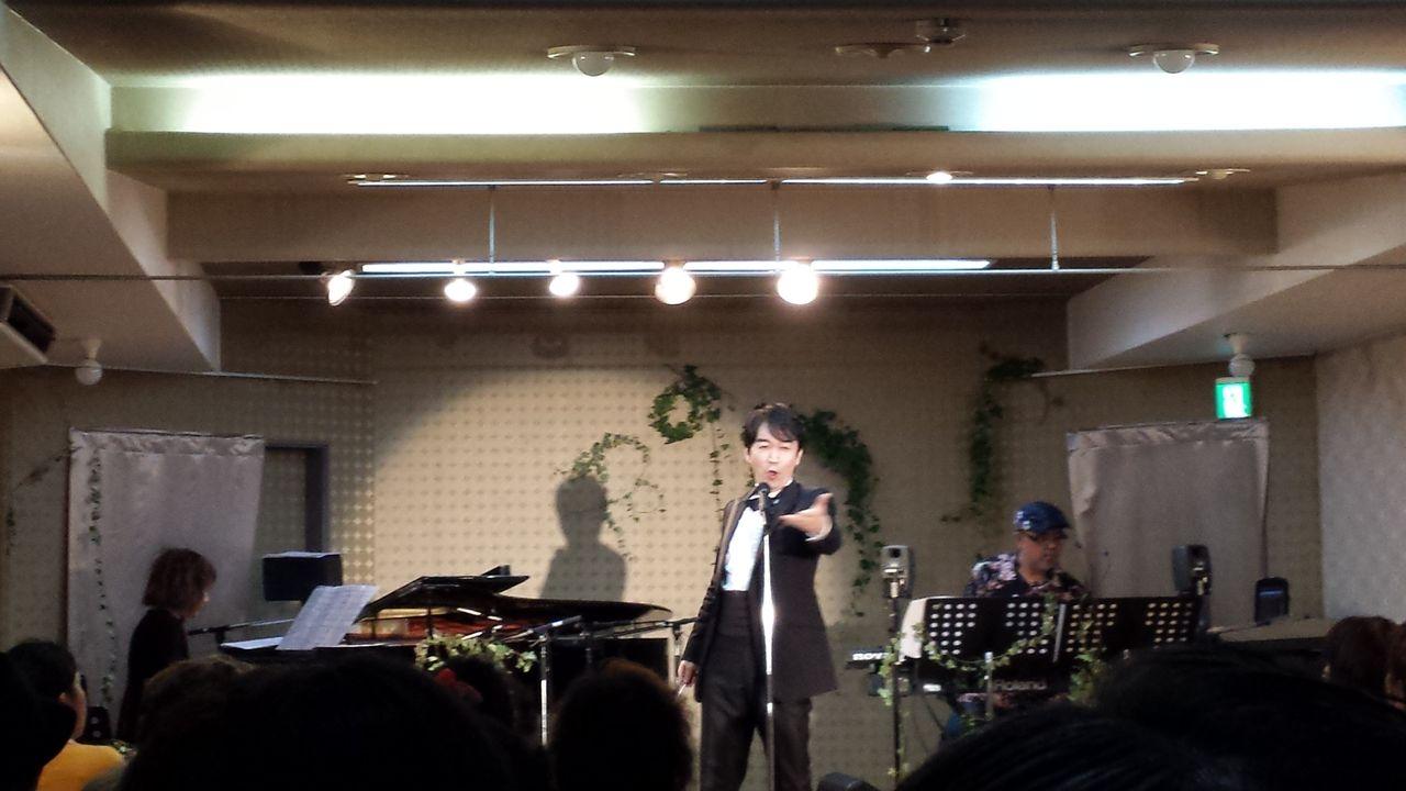 シャンソン歌手♪山田直毅の牛歩ブログ