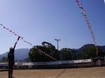 川上小体育祭開会