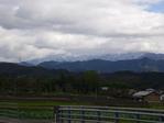 初雪石鎚山