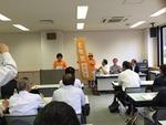7月4日議員総会にて(菊池さん撮影)