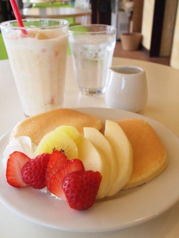 フルーツホットケーキ01