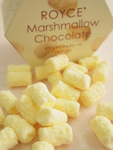 マシュロチョコレート