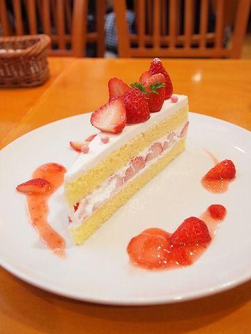 いちごショートケーキ@モロゾフ