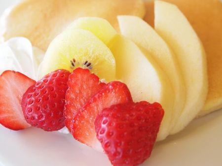 フルーツホットケーキ02