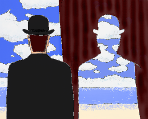 Magritte_Decalcomanie