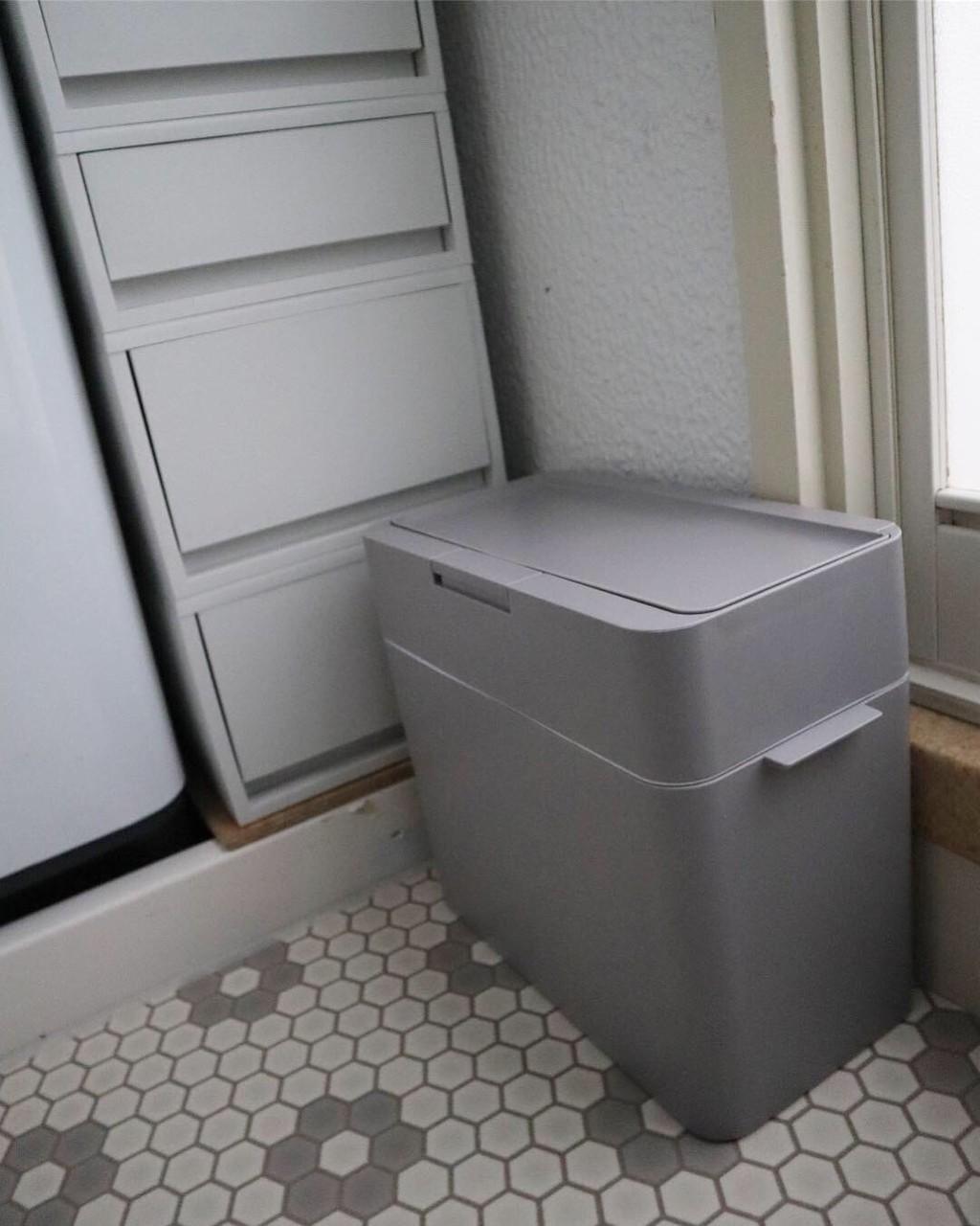 ゴミ箱 密閉