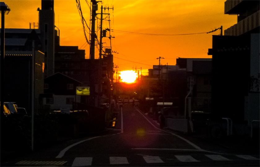 Evening_town