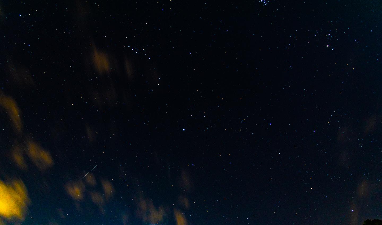 A Starry Sky Overhead
