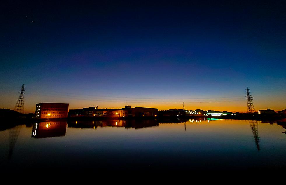 Horie_shinike Evening