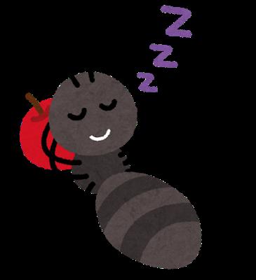 bug_hatarakiari_saboru