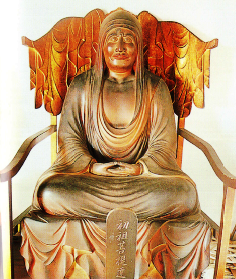 達磨大師像