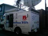 TBS中継車