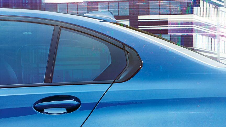 BMW X3 〜 ホフマイスター・キン...