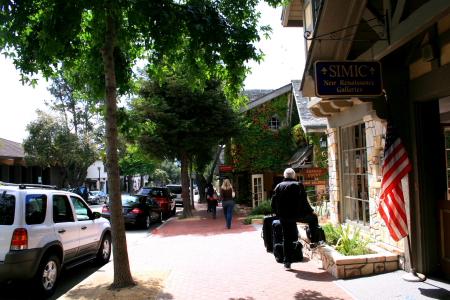 カーメルの街の風景5