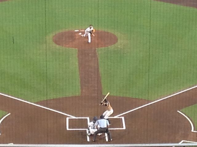 IMG_0179 野球観戦:vs北海道日本ハムファイターズ 7/29 山田修義投手復活登板 :