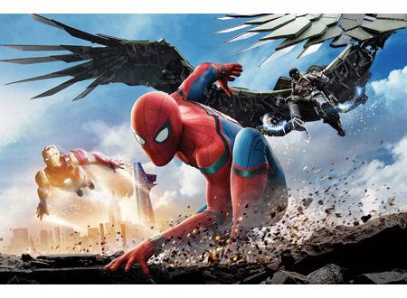 スパイダーマン ホームカミング無料映画