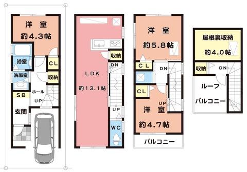 花川1★図面