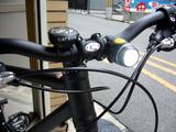 サイクルメーター&LEDライト