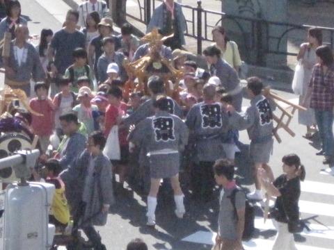 1015北野神社子ども神輿 009