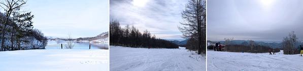 スノーボードで、初めて福島県へ