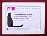 isfm Certificate of membership