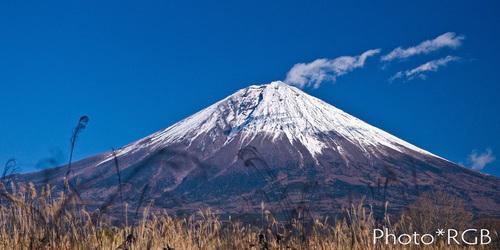 富士山 D300