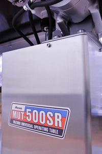 架台部 電動油圧手術台MUT-500SR(スライド型)